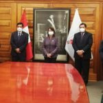 Firma de convenio para culminación de Hospital de Andahuaylas cada vez más cerca