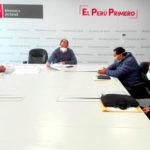 Gobernador Regional articula acciones para conclusión de hospital de Andahuaylas