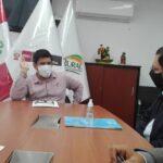 Gobernador regional coordina obras e iniciativas rurales de emprendimiento para Apurímac