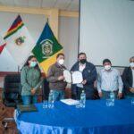 Socializan detalles del convenio para ejecución del nuevo Hospital de Chincheros