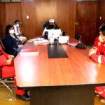 5 compañías de bomberos de Apurímac serán equipados por el Gobierno Regional