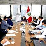 Se iniciarán obras de saneamiento básico integral en Challhuahuacho