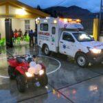 Gobierno Regional de Apurímac entregó Puesto de Salud de Yanaccma - Turpo