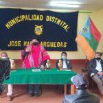 GORE Apurímac socializa alcances del proyecto de riego tecnificado del distrito de José María Arguedas, Andahuaylas