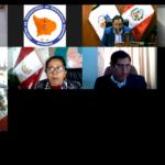 Se instaló Comité Regional de Seguridad Ciudadana 2021 con juramentación de 4 nuevos integrantes