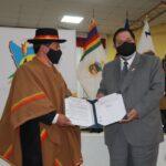 Más de 8 mil 400 balones de oxígeno fue resultado de convenio entre el Gore Apurímac e Industrias Cachimayo