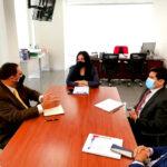 Firmarán convenio para elaborar expediente técnico del Hospital Regional de Abancay