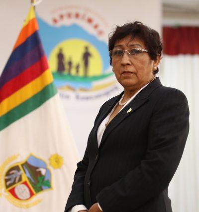 Sra. Bertha Castañeda Velasquez