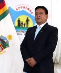Mag. Darío Francisco Navarro Mendoza