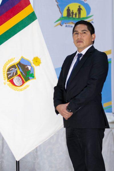 CPC. Melchor Fredy Ñahui Cáceres