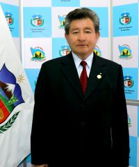 Biól. Guillermo Adelfo Menacho Morales