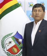 Ing. Fredy Sucñer Inquil