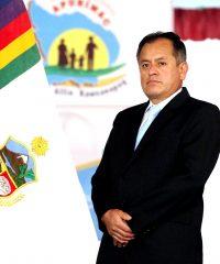 Ing. Wilbert Monzón Cárdenas