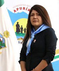 M.C. Janet Lizarraga Valer
