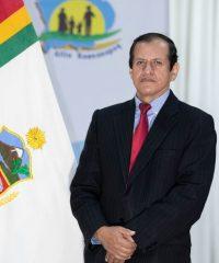 Lic. José Franklin Pérez Valcarcel