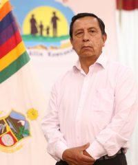 Econ. Luis Américo Delgado Abarca