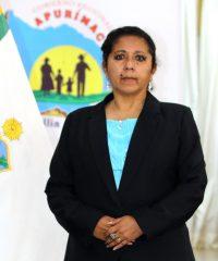 Mag. Lourdes del Carmen Vigil Mamani