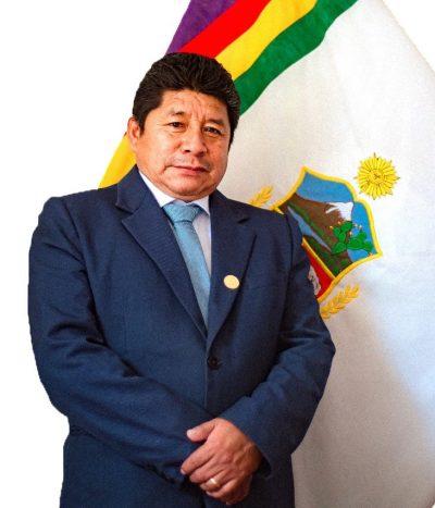 Mag. Fidel Huaraca Huari