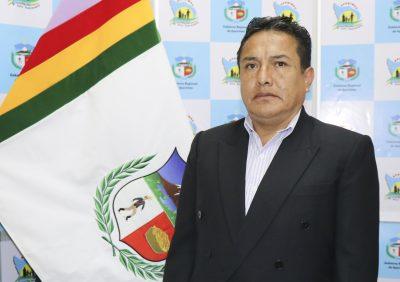 Mag. Vladimiro Julian Morales Córdova