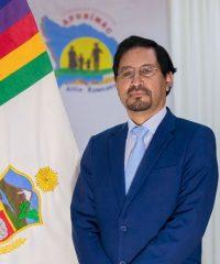 Ing. Rosendo Echeverría Ayquipa