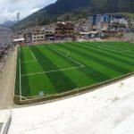 Gobierno Regional reinicia obra del complejo deportivo El Olivo
