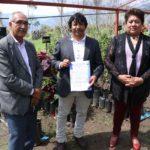 Reinician construcción del Instituto Superior Tecnológico de Abancay en Molinopata