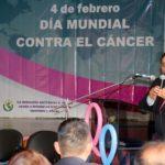 Gobernador Regional de Apurímac participa en acciones por el Día Mundial Contra el Cáncer