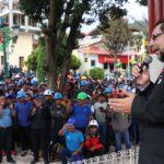 Gobierno regional soluciona pliego de reclamos de mineros artesanales de Apurímac