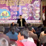 Gobierno regional realiza Primer Taller para responsables del Área Técnica Municipal
