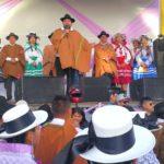 Gobernador Regional de Apurímac participa del lanzamiento del Carnaval Abanquino