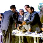 Gobernador regional Baltazar Lantarón gestiona presupuesto para el desarrollo de Apurímac