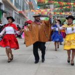 GOBIERNO REGIONAL DE APURÍMAC PRESENTÓ SU SALUDO EN EL PUKLLAY 2019 - ANDAHUAYLAS