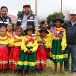 GOBERNADOR REGIONAL INICIA OBRAS DE RIEGO EN LOCALIDADES DE HUANIPACA