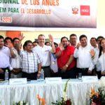 Gobernador de Apurímac participa en reunión de la Mancomunidad Regional de Los Andes