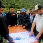 GOBIERNO REGIONAL CONSTRUIRÁ 90 VIVIENDAS PARA LA COMUNIDAD DE CHUQUINGA - AYMARAES