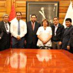 Ministra de Salud atenderá necesidades de los establecimientos de salud de Apurímac