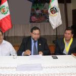 Comité Regional de Seguridad Ciudadana de Apurímac realiza reunión de trabajo