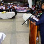 Gobernador Baltazar Lantarón participa de reunión multisectorial en Tamburco
