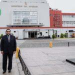 Gobernador Lantarón solicita reforzar seguridad en la región Apurímac