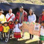Gobierno de Apurímac inicia construcción de institución educativa en comunidad de Marquecca-Chuquibambilla
