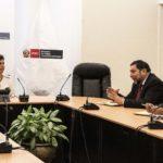 """Gobierno Regional cofinanciará obras que generan empleos temporales en Apurímac a través de """"Trabaja Perú"""""""