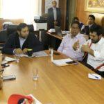 Autoridades regionales toman acuerdos ante problemática de la UNAMBA