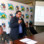Gobierno regional expone e informa sobre el reinicio del hospital de Andahuaylas