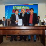 Heber Juárez asume Gerencia Subregional Chanka