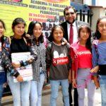 Gobernador solicita que Programa Jóvenes Productivos llegue a Chalhuahuacho y brinde capacitación en sector minería