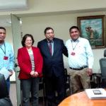 Gobernador pidió intervención de Viceministra de Hacienda para culminar saneamiento básico en Pacucha