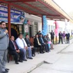 Gobernador de Apurímac felicita al comité de lactancia del hospital Díaz de la Vega por logros obtenidos