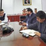 Gobernador de Apurímac logró que Ministerio de Agricultura declare viable proyecto hídrico Parcco Chinkillay en Andahuaylas