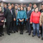 """Gobernador Lantarón contribuirá en Apurímac con estrategia lanzada por MIDIS """"Primero la Infancia"""""""