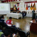 Gobierno Regional y direcciones regionales de Apurímac redoblan esfuerzos, para mitigar polvareda del cerro Chamanayoc